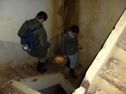 escalier B 4, visite technique; 0 rampe, 38mètres