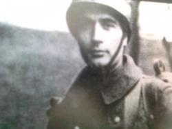 Sergent-chef François Mitterand, 23emeRIC