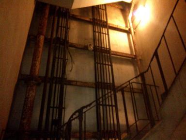 cage du B 2 La Ferté